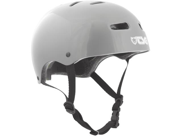 TSG Skate/BMX Injected Color Helmet Herr injected grey